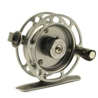 Ice Fishing Reels Right Handed Aluminum Alloy Smooth Rock Fish Line Wheel Fly Fishing Reel