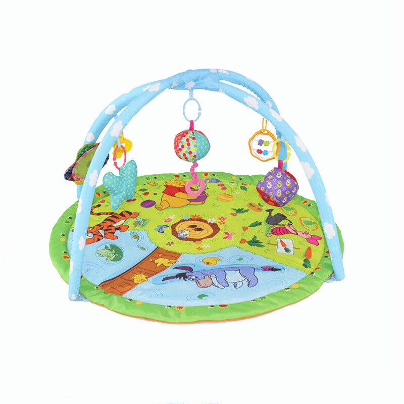 Musical Baby Play Rug Fashion S Gym Mat Gift Toys For 0 12 Months