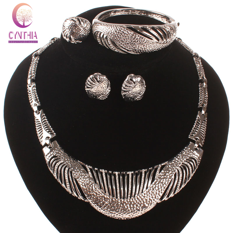Exclusive-Sales-Earrings African Jewelry Necklace Indian Women for Statement Hot-Sale