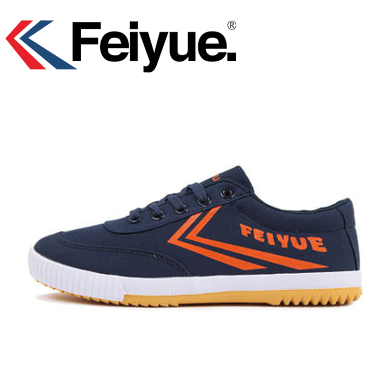 Original Feiyue Sneakers/2017 New Feiyue Shoes/Kungfu Shoes Martial Shoes/Soft and comfortable Sneakers/Men and women Size