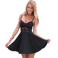High Quality Dress Summer Women Slip Dress Black Sexy Celebrity Party Dresses Elegant Sexy Backless Mini