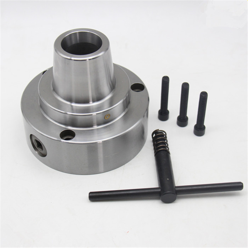 5'' 5C Collet fixture For Plain Back Lathe Grinder Clamp CNC Tool And Workpiece High Precision Easy Operation