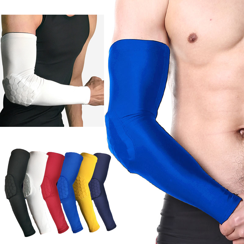 Arm Sleeve Sports Anti-collision Guard Arm Basketball Sports Protective Gear LFSPS0004