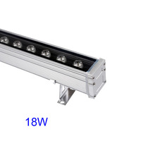 10X High quality 18W new design led wall washer light outdoor wall wash lighting express free shipping