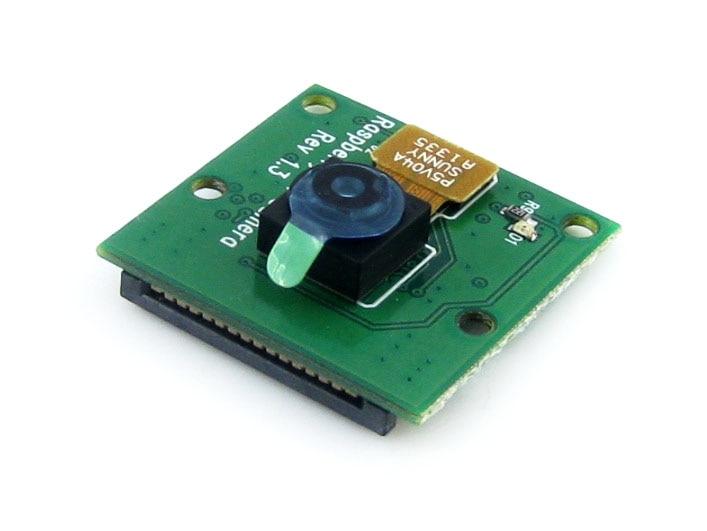 ФОТО Original Raspberry Pi Camera 5 megapixel OV5647 sensor fixed-focus,720p ,1080p HD video at 30fps for Raspberry-pi