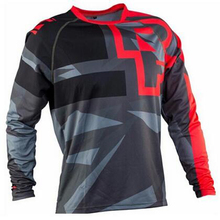 2017 long moto Jersey MX MTB Off Road Mountain Bike DH Bicycle BMX motocross Big New Arrival maillot cicli