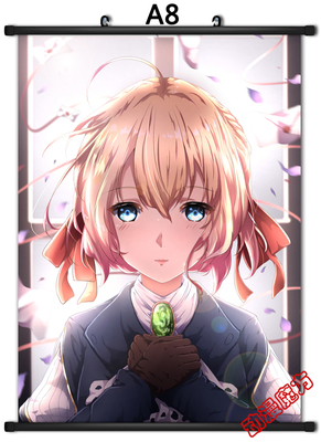 Anime Poster Shinobu Home Decor Wall Scroll Painting free delivery 60*90cm