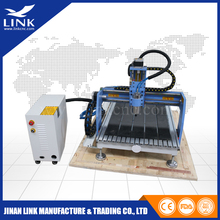 Good price mini cnc woodworking machinery for small business cnc router machine for aluminum cheap LXG0609 Required Mach3 Control System Stepper Motor Leadshine Drive T-slot Table 600*900mm 1 5KW water cooling spindle Fuling Inverter