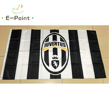 Italy Juventus FC 3ft*5ft (90*150cm) Size Christmas Decorations for Home Flag Banner Type A Gifts