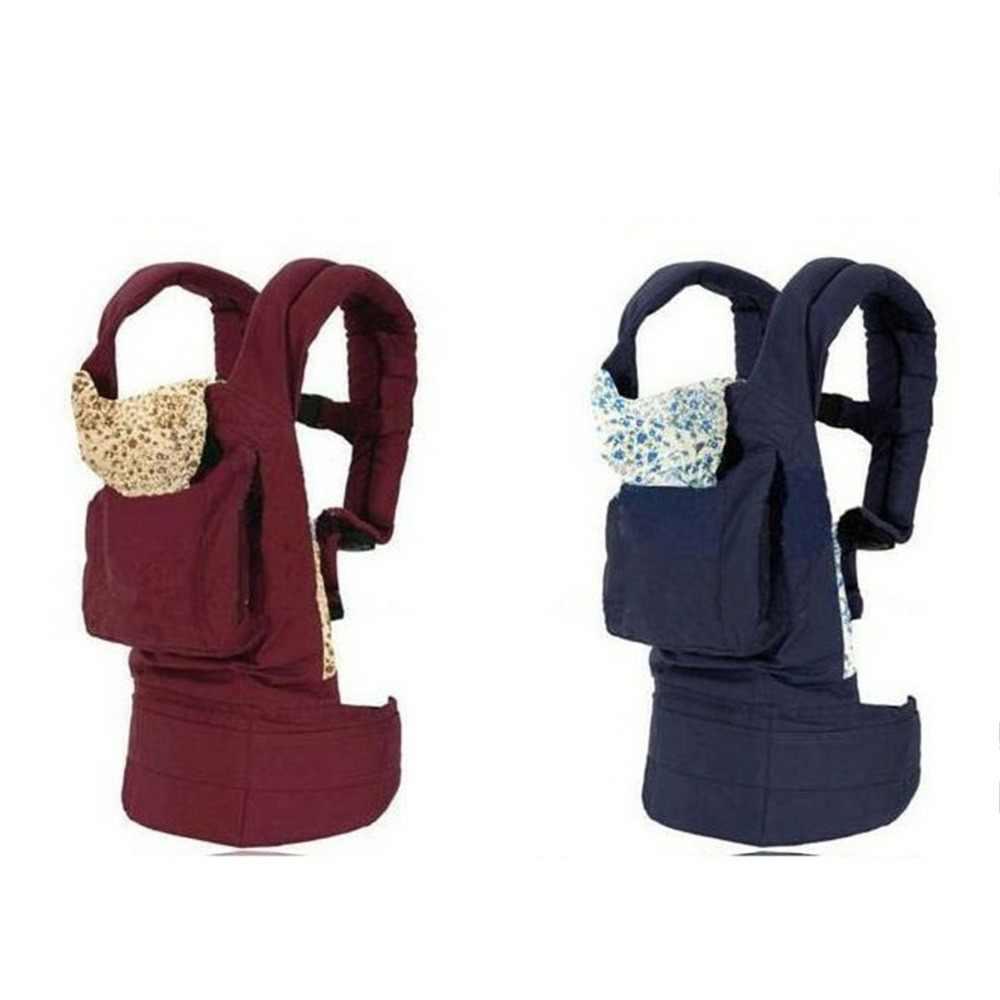 Przenośne plecaki do przenoszenia dzieci niemowlę przewoźnik Wrap bawełna Manduca ergonomiczne nosidełko dla dzieci 360 kangur dziecko torba