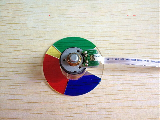 New original font b projector b font color wheel for Benq PB8240 pb8240