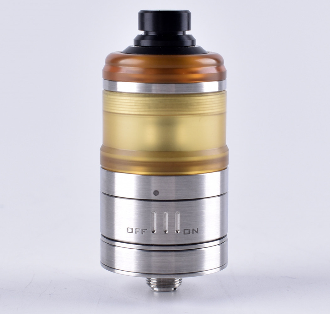 Original Shenray Dome v3 RTA del atomizador del 24mm diameter 3 5 ml capacidad 316 SS