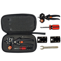Good Package Grafting Machine With 2 Blades Tree Grafting Tools Secateurs Scissors Vaccination Knife Cutting Pruner