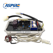 Aspire Genset Generator Denyo AVR AN 5 203 Automatic Voltage Regulator AN-5-203 genset avr vr6 automatic voltage regulator