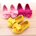 Zapatos de los niños Niñas zapatillas de deporte de Marca Verano Otoño Diseñador de Moda Sandalias de La Princesa arco Niño Sandalias niños pequeños Zapatos planos Individuales