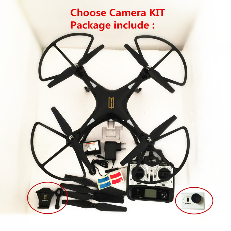 Drone Profissional drones H899 Big Quadcopter 2.4g dron 6-axis Rc Helicopter Drone with Camera or without camera Vs X8c X8G X101 wltoys q222 quadrocopter 2 4g 4ch 6 axis 3d headless mode aircraft drone radio control helicopter rc dron vs x5sw