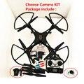 Drone Profissional drones H899 grande Quadcopter 2.4 g dron 6-axis Rc helicóptero zangão com câmera ou sem câmera Vs X8c X8G X101