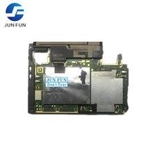 GIUGNO DIVERTIMENTO di Lavoro Completo Sbloccato Per Sony Xperia M4 Aqua E2363 Dual SIM Scheda Madre Mainboard Logic Scheda Madre MB Piatto