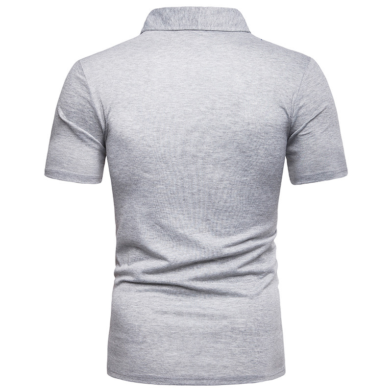 URSPORTTECH Brand New T Shirt Men Summer Casual Patchwork T shirt Short Sleeve Male Tops Tees Free Shipping in T Shirts from Men 39 s Clothing