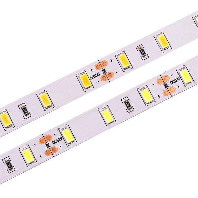 US $16 49 25% OFF SAMSUNG Seoul SMD 5630 led strip 5m 10m 15m 60led/m  Waterproof IP65 12V tape light neutral white , Good Quality, Free  shipping-in