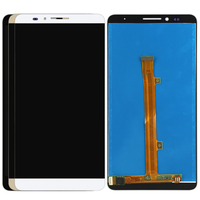10pcs AAA Quality Grade LCD For Huawei Mate 7 LCD Display Touch Screen Digitizer Assembly Panel