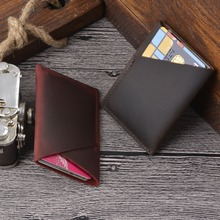 SIKU кожаный мужской кошелек Чехол ручной работы id держатель для карт дистресс держатель для карт