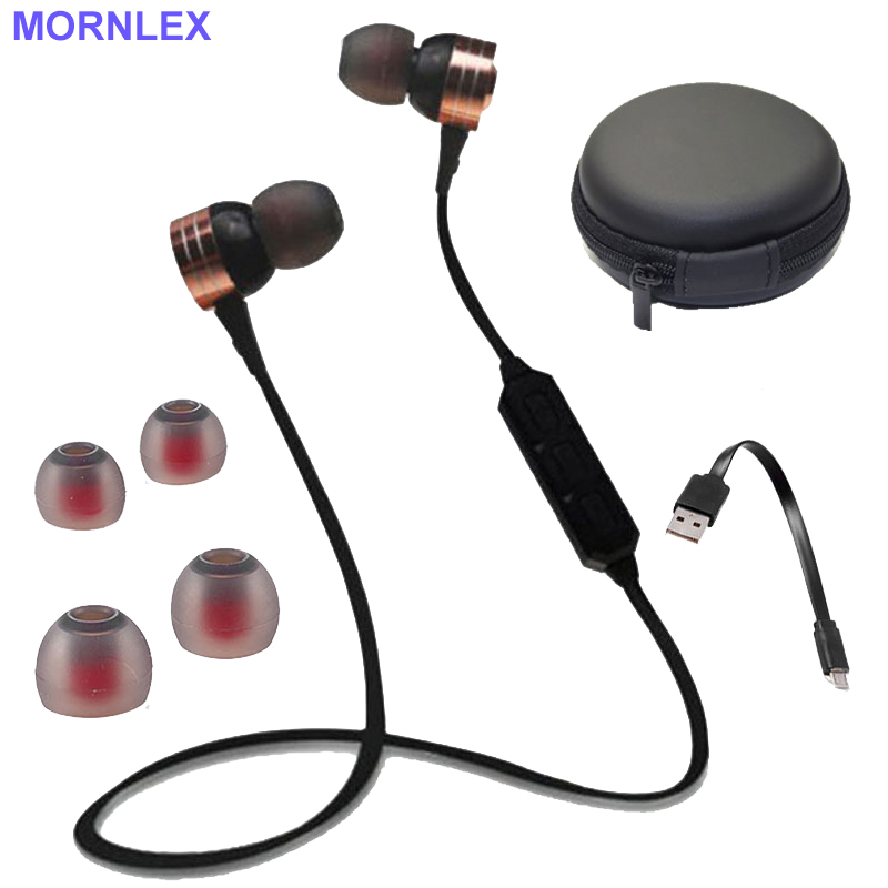 Bluetooth earphone magnetic sport stereo wireless handsfree headset with microphone earphone for phone Auriculares bluetooth remax bluetooth v4 1 wireless stereo foldable handsfree music earphone for iphone 7 8 samsung galaxy rb 200hb