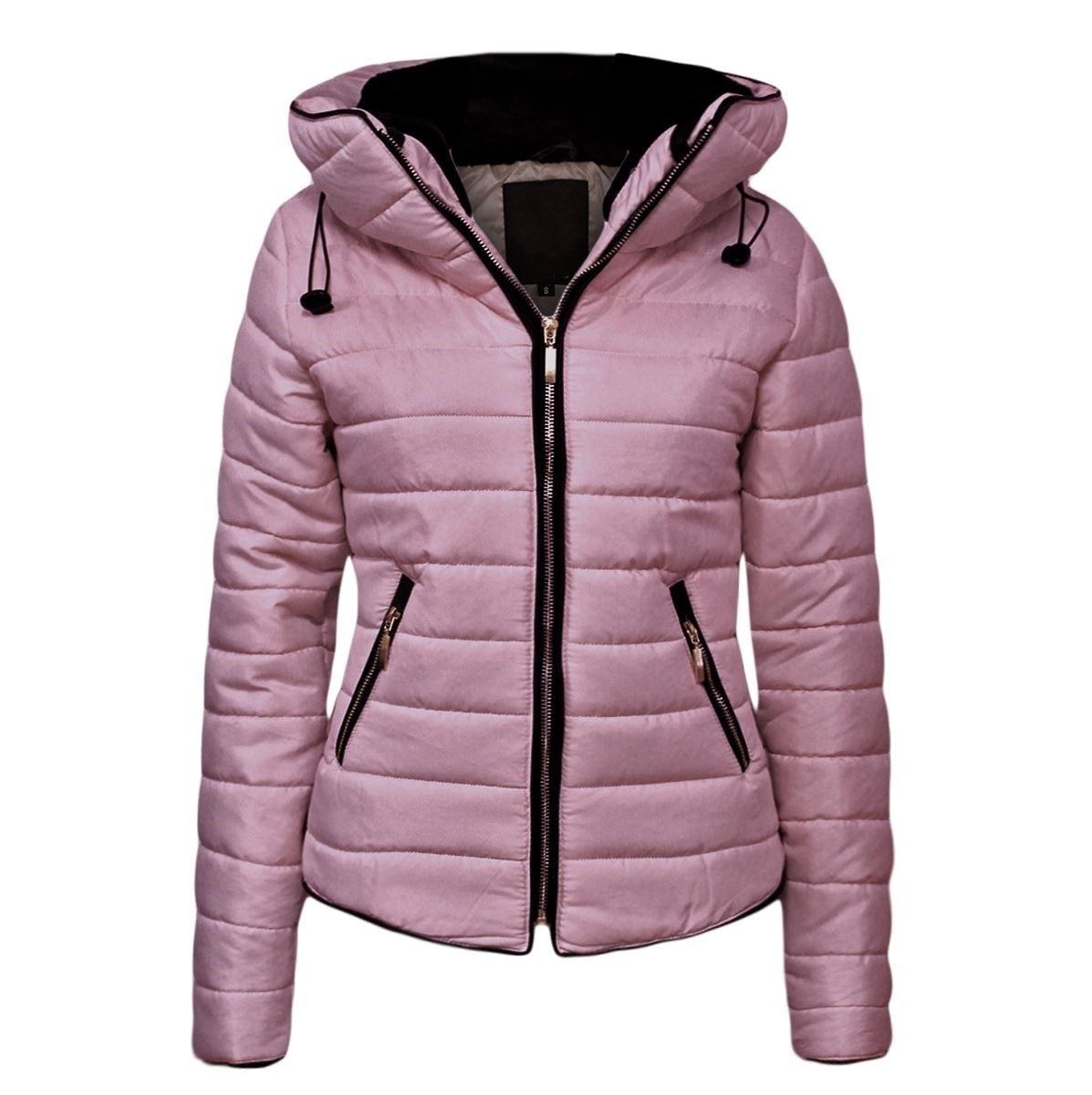 ZOGAA 2019 New Women   Parkas   Basic Winter Jackets Female Winter Plus Velvet Lamb Hooded Coats Down Winter Jacket Women Outwear