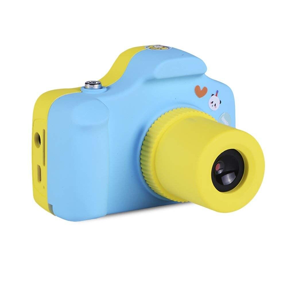 Mini appareil photo numérique pour enfants bébé dessin animé mignon multifonction jouet appareil photo enfants anniversaire meilleur cadeau