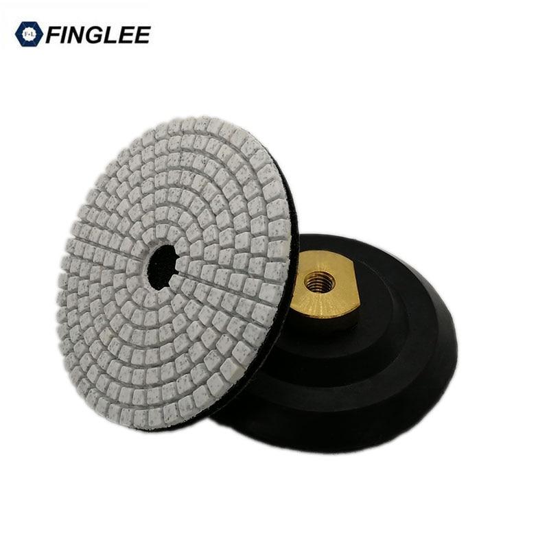 FINGLEE Tampone in nylon da 3 pollici / 4 pollici, giunto connettore - Accessori per elettroutensili - Fotografia 4