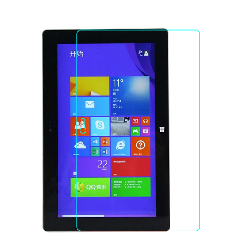 0.3mm Premium Explosion Proof Tempered Glass Screen Protector Film For Microsoft Surface RT / RT2 / Pro 1 / Pro2 2 / Pro 3 4 5 6 image