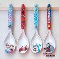 Kawaii Cartoon Thomas Thomas y sus amigos Del Partido Del Tema De Plástico Cuchara Cucharas Vajilla de Cocina Cucharas de Frozen Princesa Para Los Niños