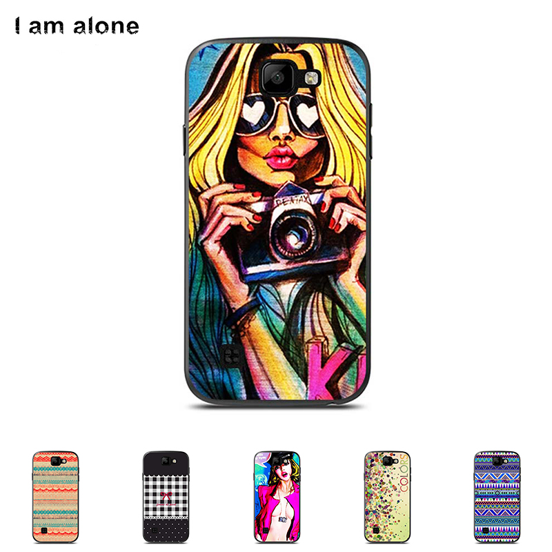 For <font><b>LG</b></font> K3 <font><b>K100</b></font> LS450 4.5 inch Cellphone Case Hard Plastic Mobile Phone Cover Mask Color Paint Protective Bag image