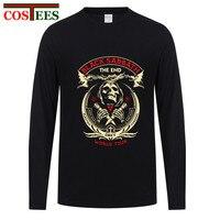 Black Sabbath Classic Heavy Metal Rock Men S T Shirt Long Sleeve T Shirt Men 2018