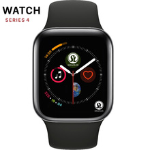 Reloj inteligente con Bluetooth para hombre, dispositivo con control remoto para llamadas, IOS, Apple, iPhone, Android, Samsung y HUAWEI, serie 4, 50% de descuento