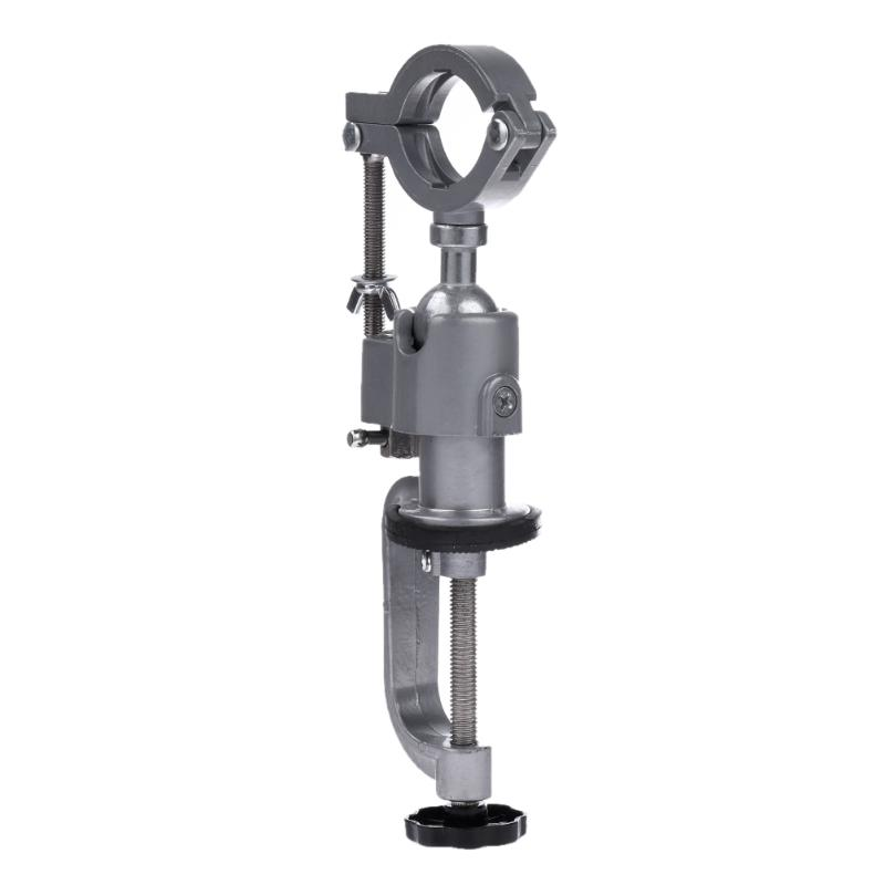 360 Rotating Dremel Grinder Accessories Electric Drill Stand Holder Bracket Used For Dremel Mini Drill Die Grinder in Power Tool Accessories from Tools
