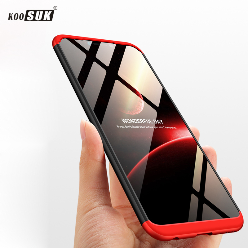 Y9 2019 Case For Huawei Y9 2019 Cover Frosted Shield Back Cover Matte Bumper Phone Shell