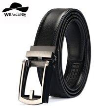 WEARZONE 2017 Men Belt Designer Cow Genuine Leather Belts Ma
