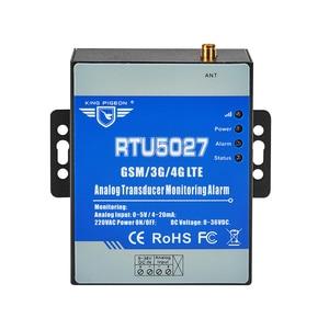 Image 1 - Transducteur analogique GSM Modbus RTU 0 5V surveillance de la tension dalimentation système dalarme de panne de courant avec alerte SMS RTU5027V