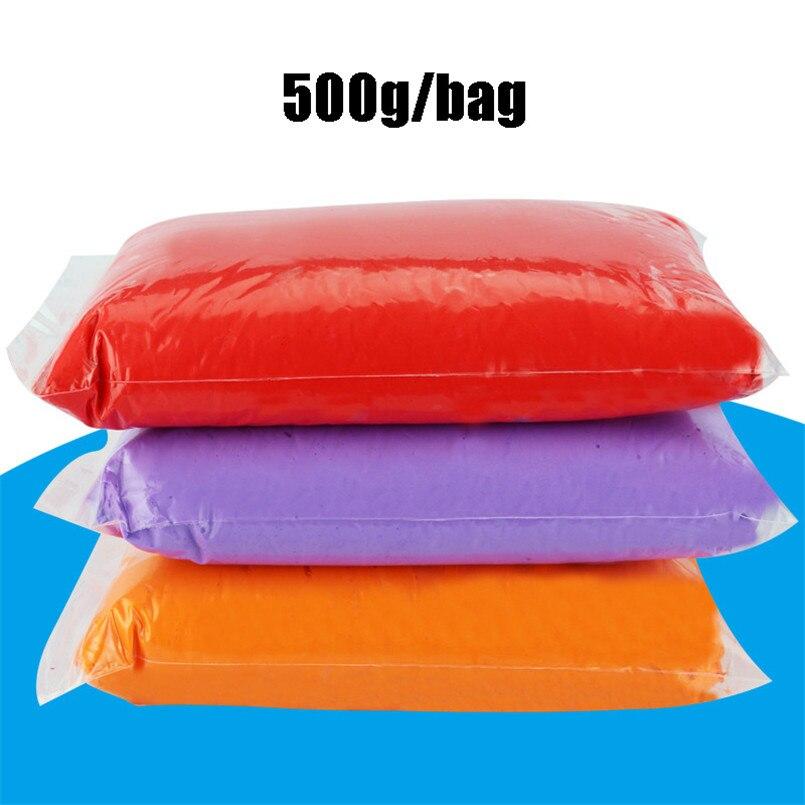 500 g/saco fimo argila polímero super leve macio modelagem de polímero argila fidget plasticina diy crianças brinquedos aprendizagem lodo crianças brinquedo