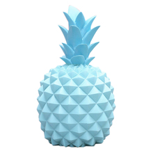 Jelly Color Pineapple Ornaments Home Decoration Resin Kids Gift Piggy Bank Fruit Decor Cute Girls Present