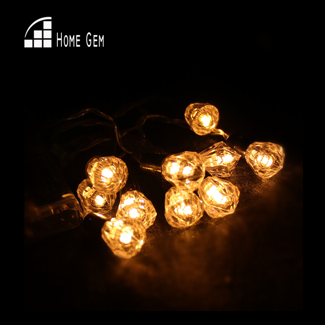 10pcs LEDs1.6M LED string light Battery Powered WATERPROOF Christmas LIGHT Fairy String for Holiday Wedding Party Deration