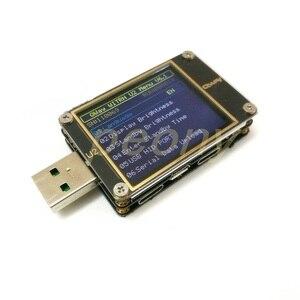 Image 5 - Qway U2p التيار والجهد متر USB تستر QC4 + PD3.0 2.0PPS سرعة تهمة بروتوكول السعة
