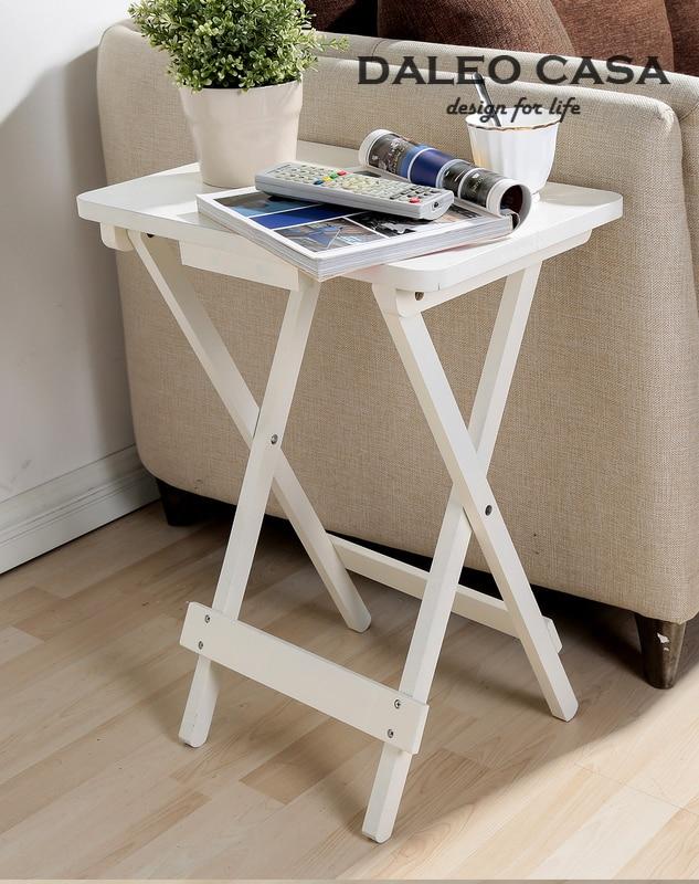 Mesa Plegable Estilo.Estilo Ikea Nordic Simple Mesa Pequena Mesa Plegable Mesa