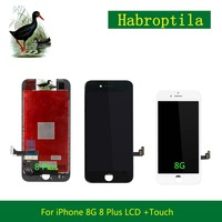 5Pcs Lot AAA For IPhone 8 8G And Iphone 8 Plus Full Lcd Display With Touch