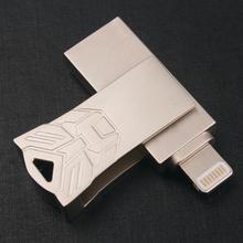 For Lightning flash drive 8gb 16gb 32gb 64GB Usb Pen Drive Otg Usb Flash Drive For iPhone 5/5s/6/6s Plus/7/ipad memory drive