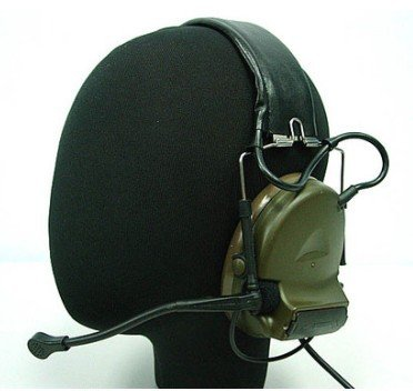 Element Airsoft Comtac Ii Style Tactical Headset Od Z054 In Tactical