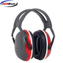 العلامة التجارية التكتيكية للأذنين مكافحة الضوضاء السمع حامي إلغاء الضوضاء سماعات الصيد العمل دراسة النوم سدادات حماية الأذن اطلاق النار