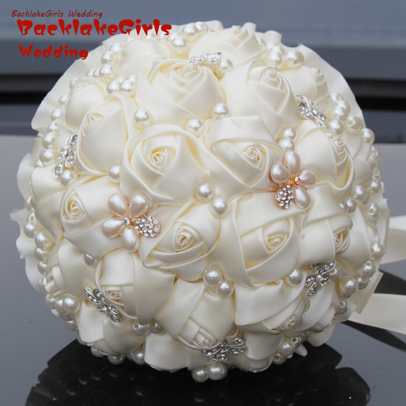 Prices Of Wedding Flowers: New Arrival Best Price Color Bridal Bouquet Artificial