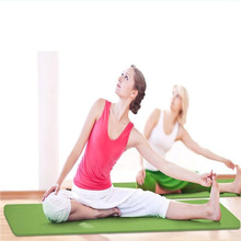 183*61cm*10mm TPE Yoga Mats for women fitness and body building